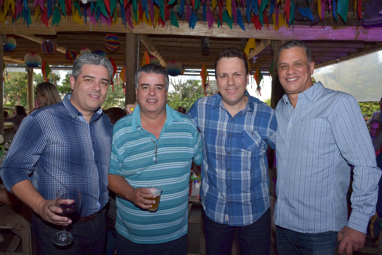 Clube da Bolinha - Festa Julina 2017