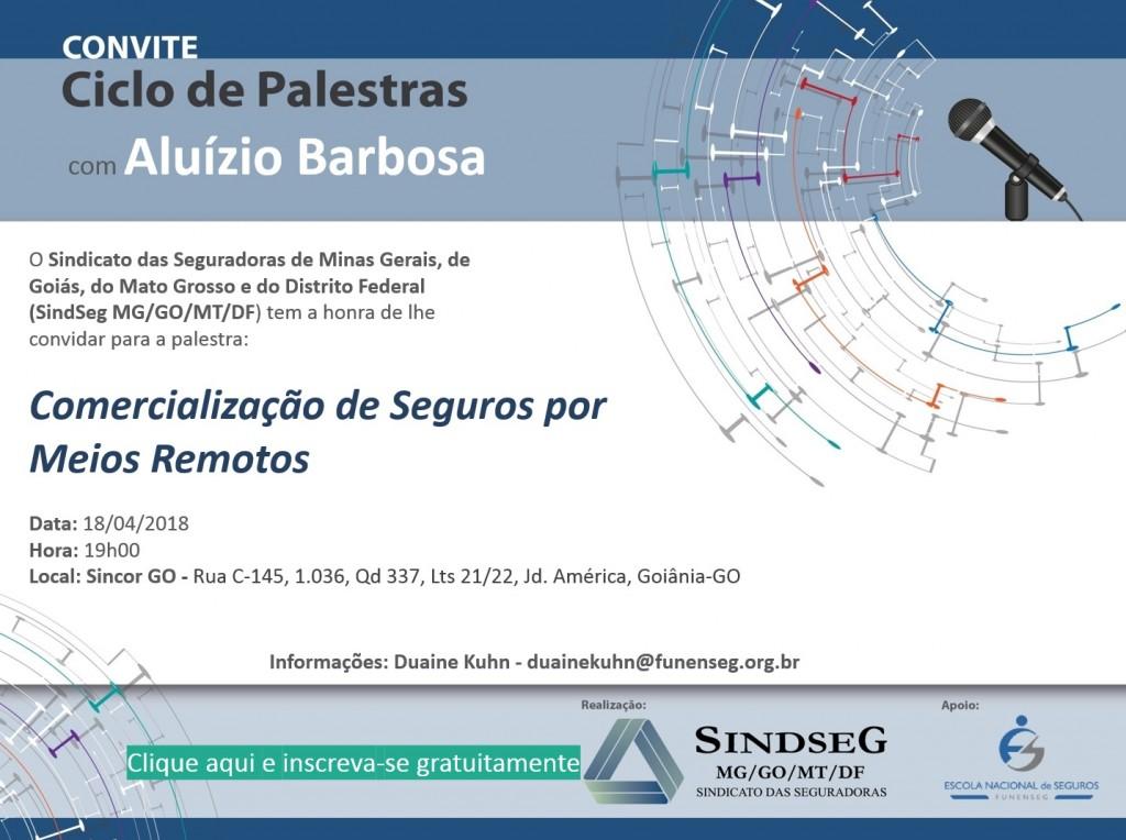Convite Aluizio Barbosa